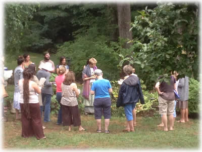 herbal healing class in VA