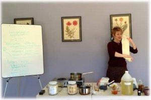 herbal healing class in VA